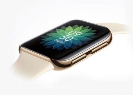 Oppo Watch - il clone del Apple Watch 1