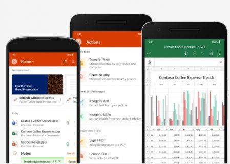 office per android