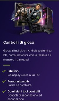come emulare android