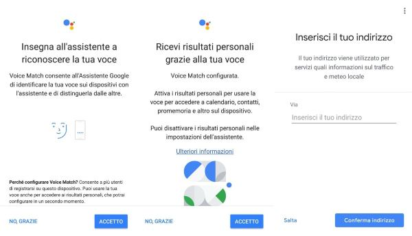 Come configurare Google Home 2