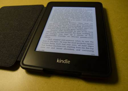 Come aprire libro epub su Kindle 1